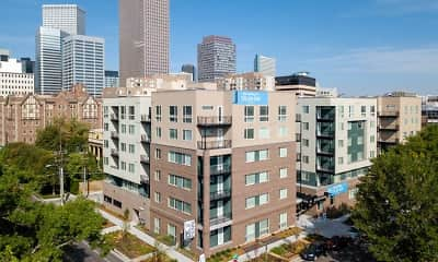 Building, 16 Penn Apartments, 0