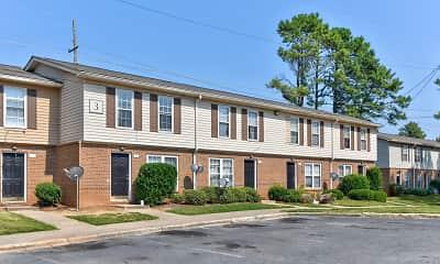 Building, Clifton Ridge Townhomes, 0