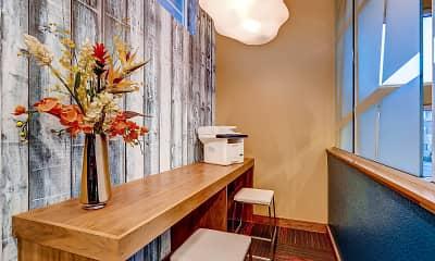 Dining Room, Terra Vida, 2