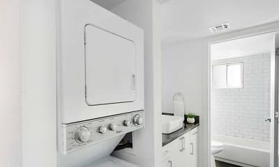 Bathroom, Fairmount Villas, 2