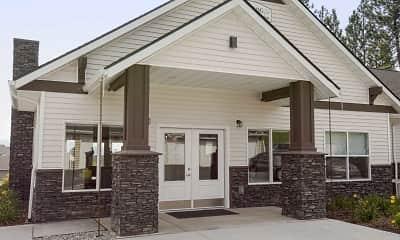 Leasing Office, Northwood Ridge, 1