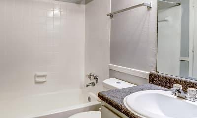 Bathroom, The Fields Peachtree Retreat, 2