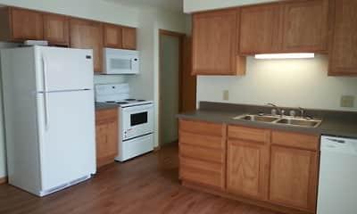 Kitchen, The Duplexes, 0