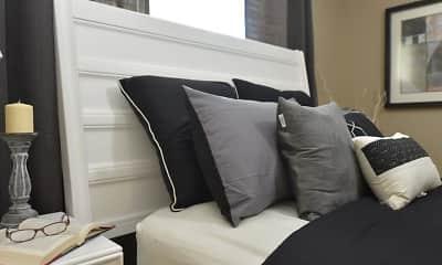 Bedroom, Miller Crest Apartments, 1