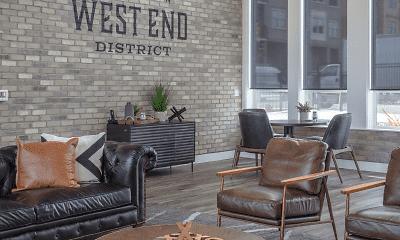 Patio / Deck, West End District, 1