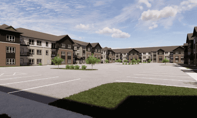 Building, Rush Creek Apartments, 2