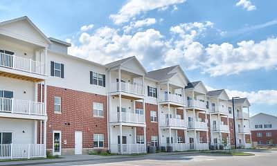 Building, 965 Flats, 1