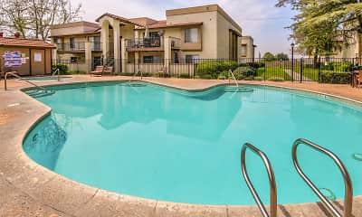 Pool, Monterey Villas, 0