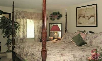 Bedroom, Olde English Village of Hampton, 2