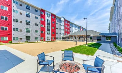 Recreation Area, U32 Apartments, 1