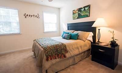 Bedroom, Sandpiper Townhomes, 1