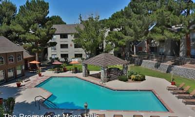 Pool, The Preserve at Mesa Hills, 1