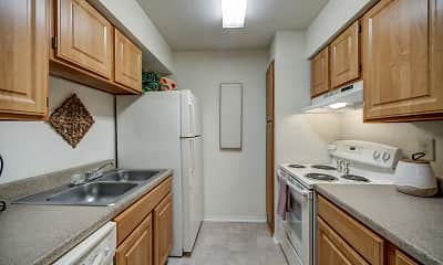 Kitchen, Woodlake Downs, 1