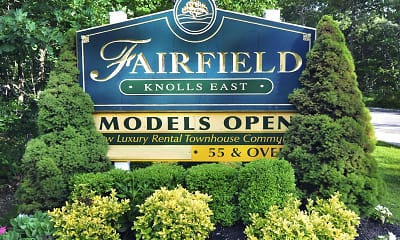 Community Signage, Fairfield Knolls East, 2