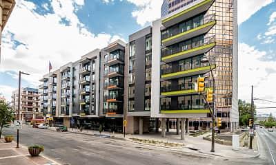 Building, Rendezvous Urban Flats, 1
