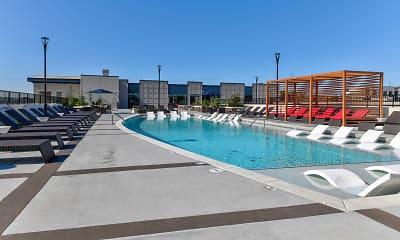 Pool, Adley City Springs, 0