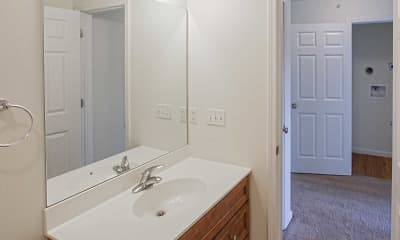 Bathroom, Orchard Hills Apartment Homes, 2