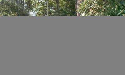 Community Signage, Railway Manor Apartments, 0