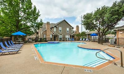 Pool, The Treymore In McKinney, 2
