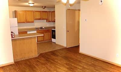 Kitchen, The Ridges at Bentonville, 2