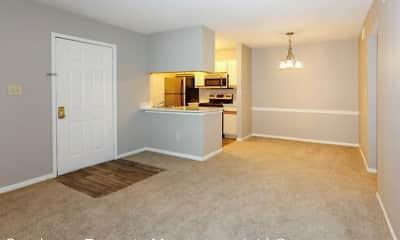 Living Room, Arbors Of Montgomery, 2