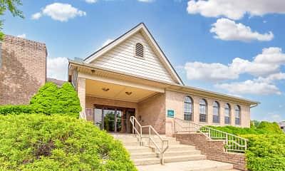 Building, Burlington Oaks, 2