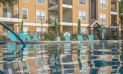 Pool, Lakes at Lewisville, 0