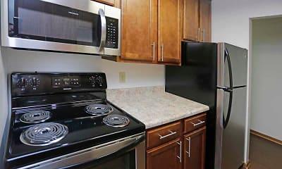 Kitchen, Eagle Ridge Apartments, 0