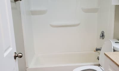 Bathroom, AltaVista Commons, 1