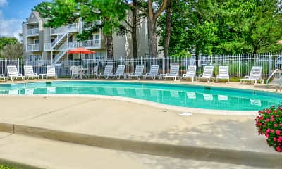Pool, Stonebridge Apartments, 1