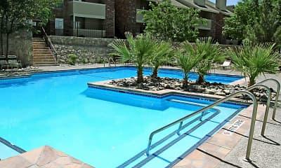Pool, The Chimneys, 1