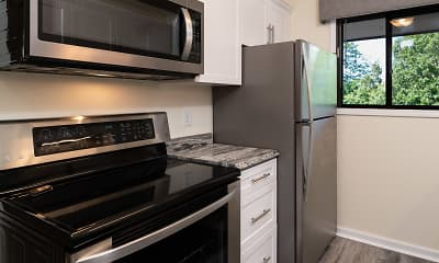 Kitchen, Tara Hill Apartment Homes, 1
