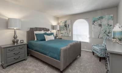 Bedroom, Hickory Creek, 1