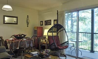 Living Room, Pembrook Apartments, 1