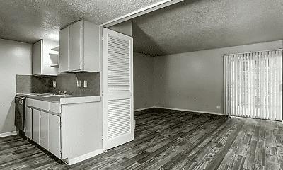 Kitchen, Lake Terrace, 1