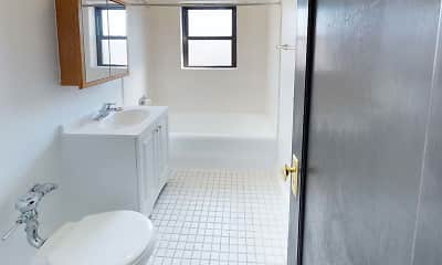 Bathroom, 1440-1450 E. 52nd Street, 2