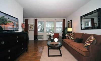Living Room, Banneker Place, 1