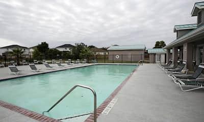 Pool, Woodlake Trails, 1