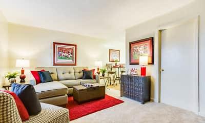 Living Room, Brookstone, 1