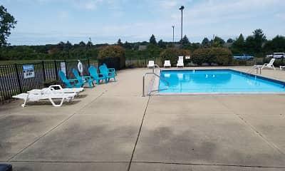 Pool, Hidden Trail, 1