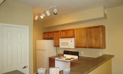 Kitchen, Lodge, 0