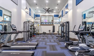 Fitness Weight Room, The Columns at Vinings, 0