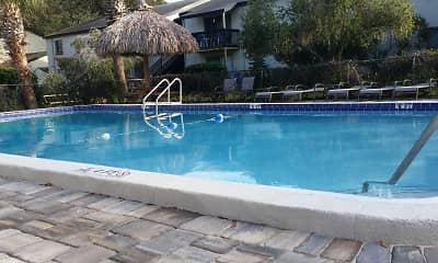 Pool, Brandon Oaks, 1