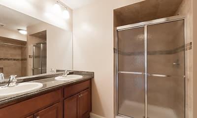 Bathroom, Crown Court, 2