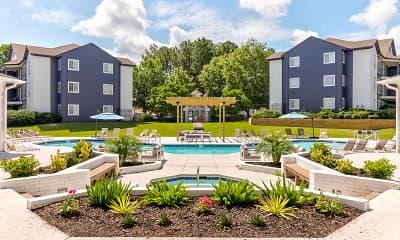 Pool, Evergreen Auburn, 0