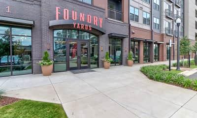 Foundry Yards, 1