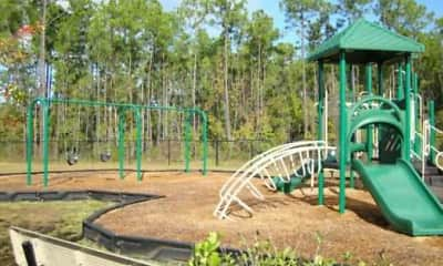 Playground, Lexington Park Apartments, 2