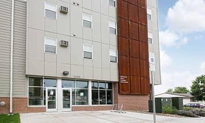 Building, WSC I & II, 1