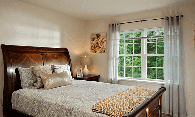 Bedroom, Glenmont Abbey Village - 55+ Living, 0