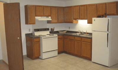 Kitchen, Summer Square, 1